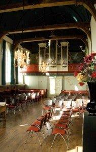 Sempre kerkstoelen voor PKN Hantum