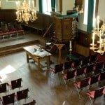 Kerkinrichting PKN Hantum - Kerkstoelen