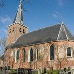 St. Anna kerk te Hantum