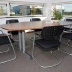Kantoorinrichting Bijlstra Installaties - Vergaderruimte