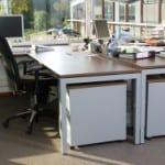 Kantoorinrichting Bijlstra Installaties - Bureaus