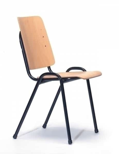 Koppelbare stoel Time out zaalstoel