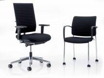 Anteo bureaustoel + CONSITO T50 stoel