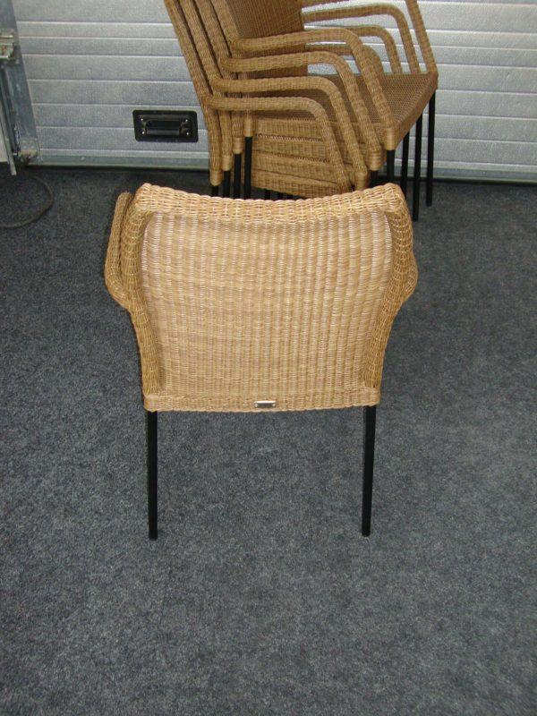stapelbare stoel te huur