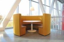 C- ply Lounge werkplek