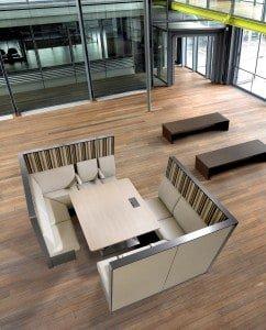 Akoestisch kantoormeubilair - Lounge Mibra jpg (2)