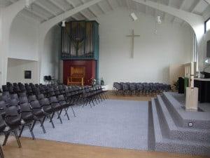 Kerkinrichting PKN Hardegarijp