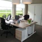 Werkplek kantoorinrichting Meselawier
