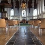 Lynx kerkstoelen Koppelbaar Martiniikerk Franeker