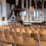 Koppelbare kerkstoelen Lynx casala