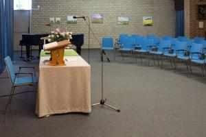 Lynx kerkstoel Franeker de Jong kantoormeubilair