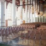 Kerkstoelen koppelbaar Lynx