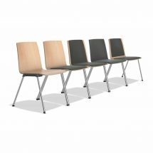 CALIBER zaal-/kerkstoelen