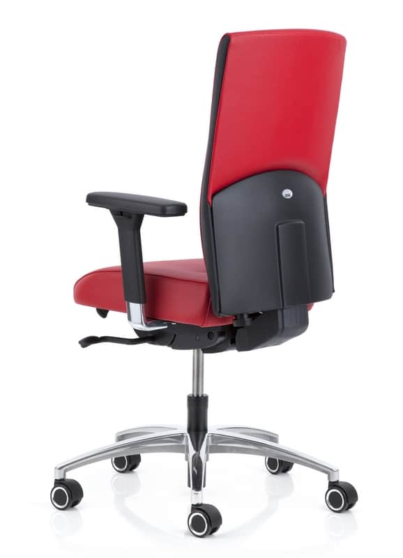 Kohl mireo bureaustoel rood