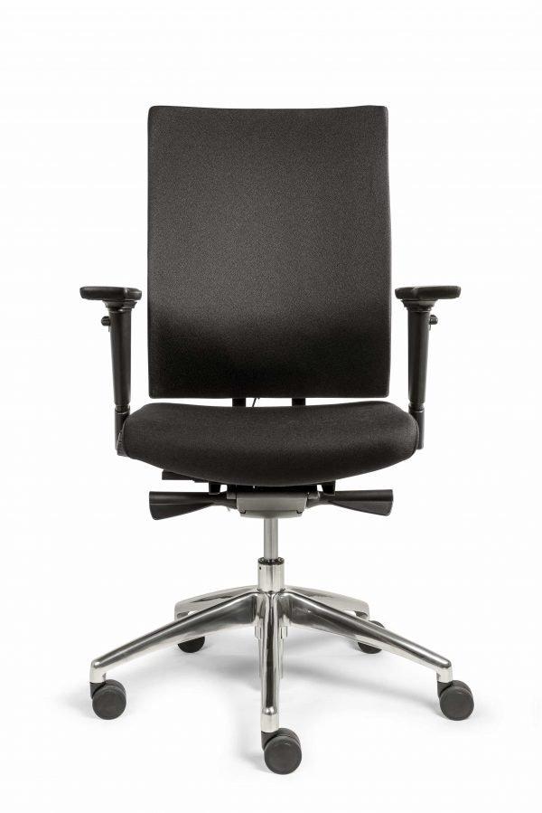 Ergonomische bureaustoel (BM35 Edition Comfort uitvoering) voor aanzicht