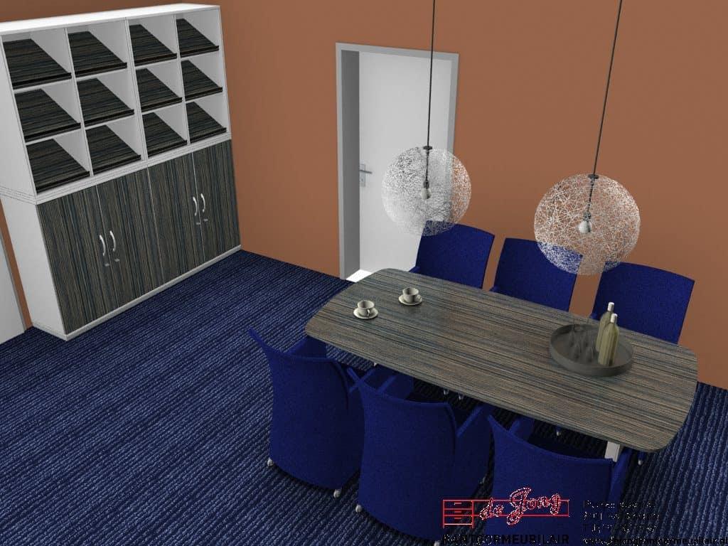 Voorstel kantoorinrichting Sumar
