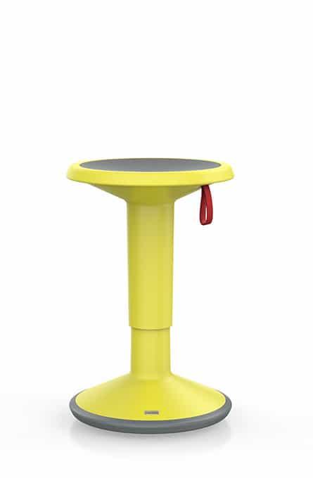 Design kantoormeubilair: Upis1 geel