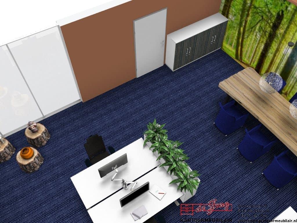 Voorstel kantoorinrichting Sumar (foto 2)