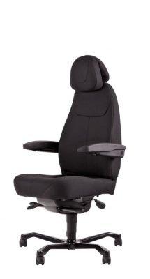 bureaustoel XL tot 200 kg.