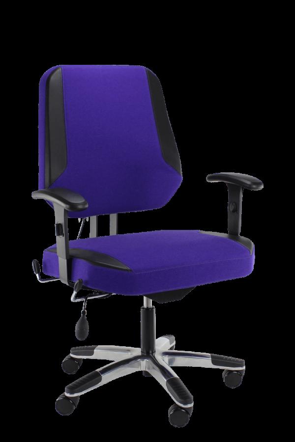 obesitas bureaustoel tot 250 kg L