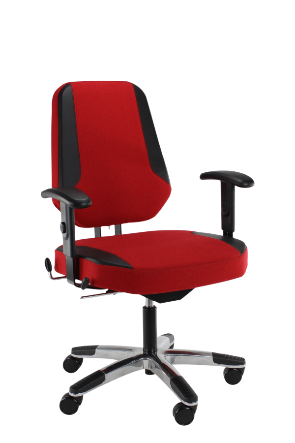 Maxx M line obesitas bureaustoel