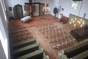 Kerkinrichting - Lynx kerkstoel