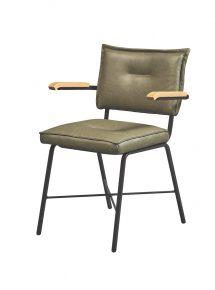 Vergader-/kantinestoel - 4 x 4 stoel