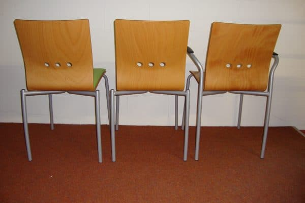 achterkant beuken stoel