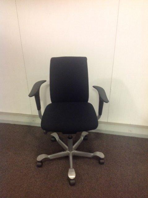 Hag tweedehands bureaustoel