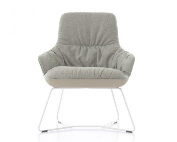 Ontvangst fauteuil