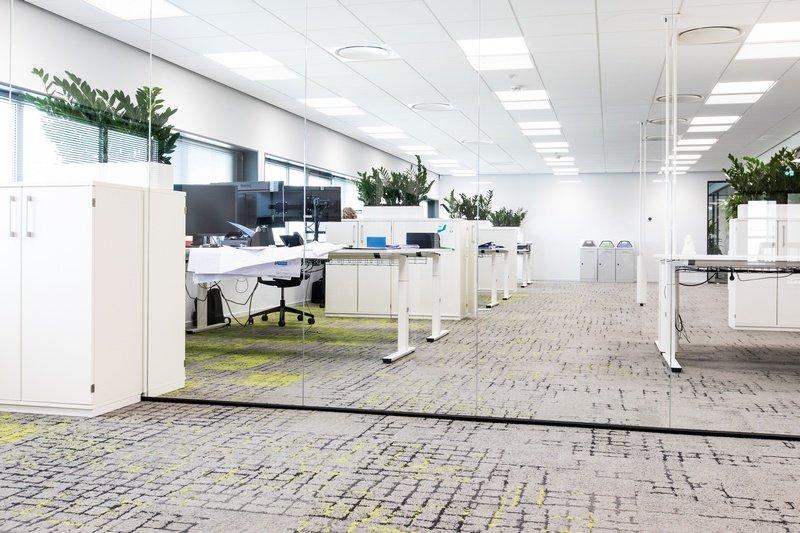 Pranger en Rosier kantoorruimte